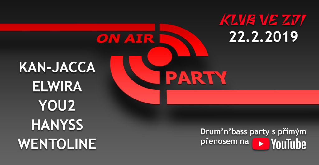 on air party